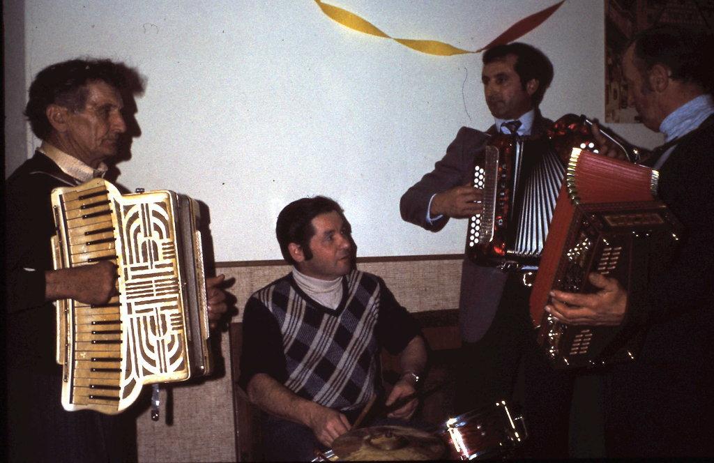Musiker aus England - Kleinzicken, Burgenland (7503-BGL)