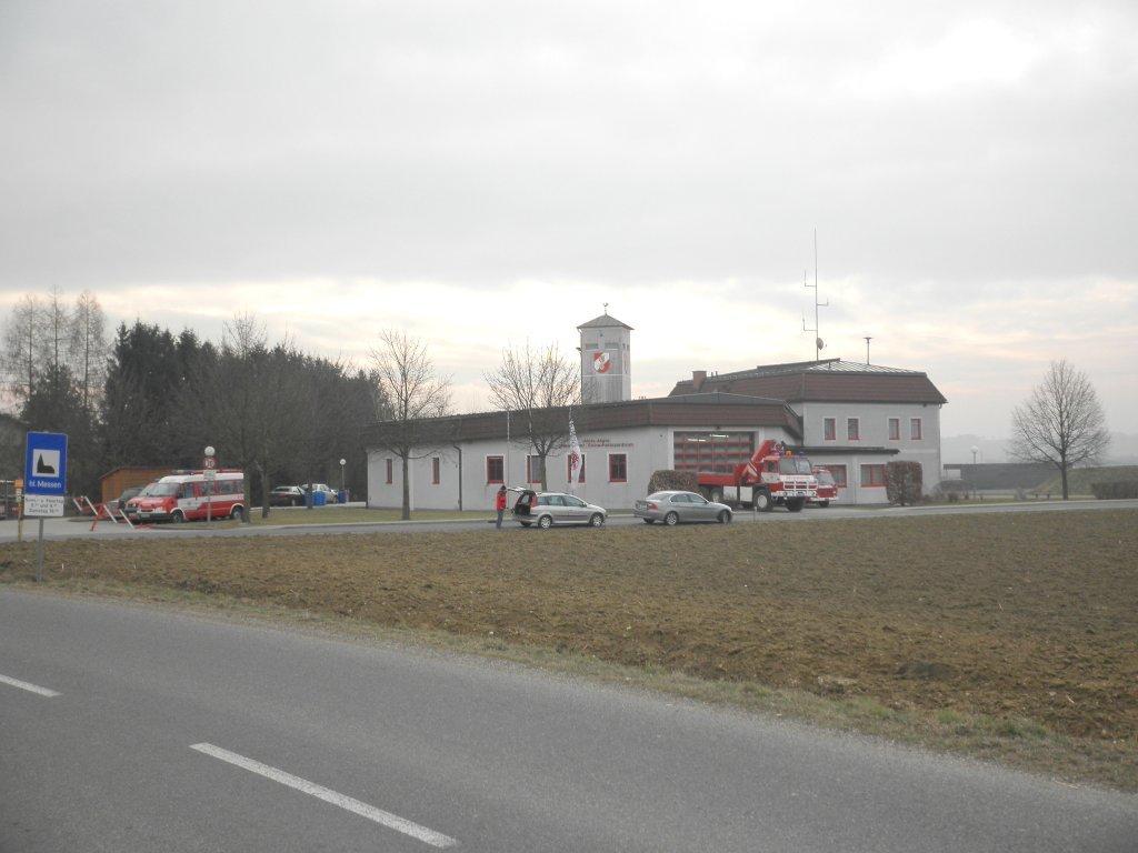 FF Sicherheitszentrum in St. Georgen am Ybbsfelde - St. Georgen am Ybbsfelde, Niederösterreich (3300-NOE)