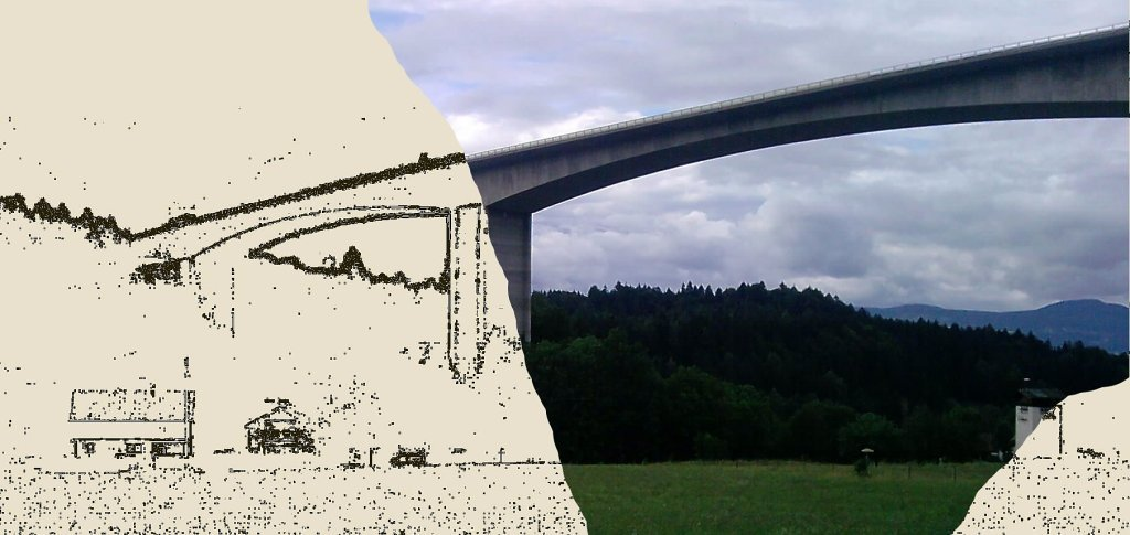 Winklbrücke ;-) - Winkl, Kärnten (9184-KTN)