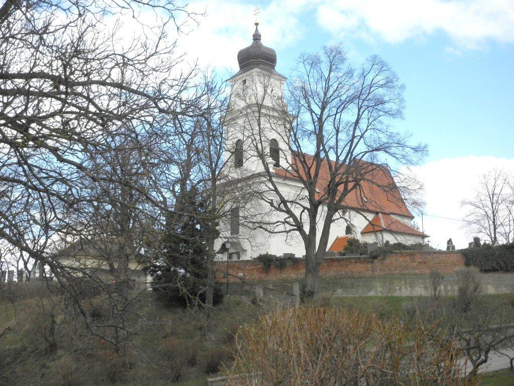 Pfarrkirche Bisamberg - Bisamberg, Niederösterreich (2100-NOE)