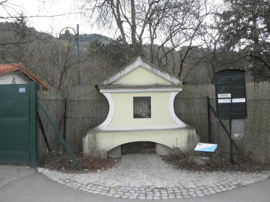 Weintor-Marterl - Bisamberg, Niederösterreich (2100-NOE)