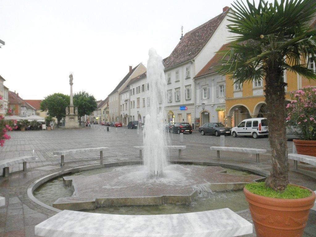 Hauptplatz Bad Radkersburg - Bad Radkersburg, Steiermark (8490-STM)