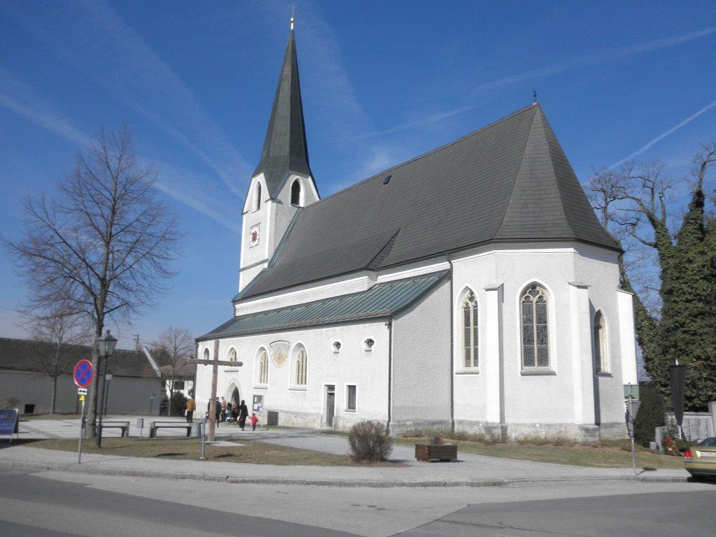 Pfarrkirche Eberschwang - Eberschwang, Oberösterreich (4906-OOE)