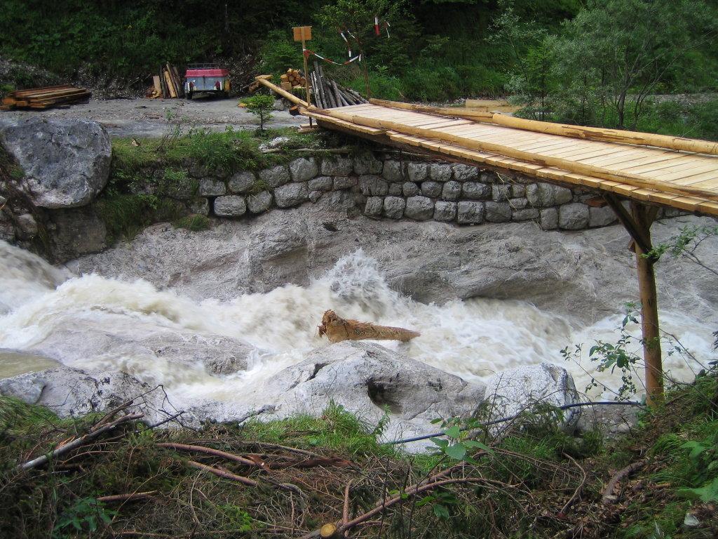 Hochwasser Sommer 2010 - Langwies, Oberösterreich (4802-OOE)