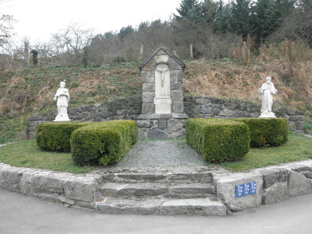 Kriegerehrenmal in Buchberg - Buchberg am Kamp, Niederösterreich (3571-NOE)