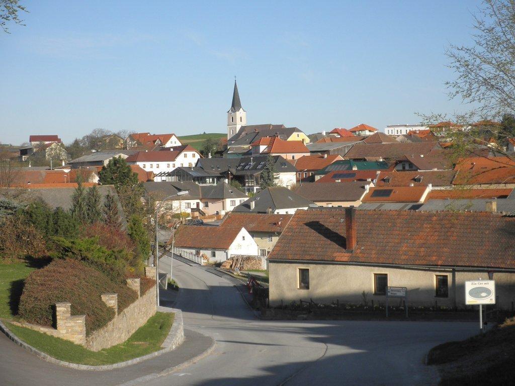Weinziel am Walde - Weinzierl am Walde, Niederösterreich (3610-NOE)