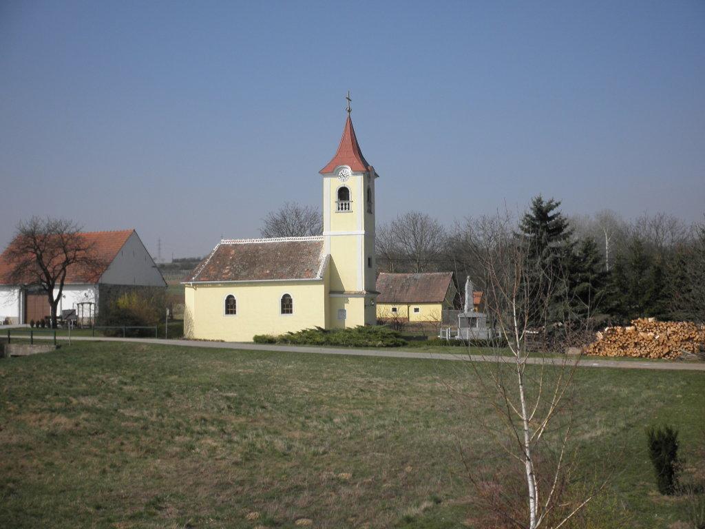 Dorfkapelle Klein-Jetzelsdorf - Klein-Jetzelsdorf, Niederösterreich (3730-NOE)