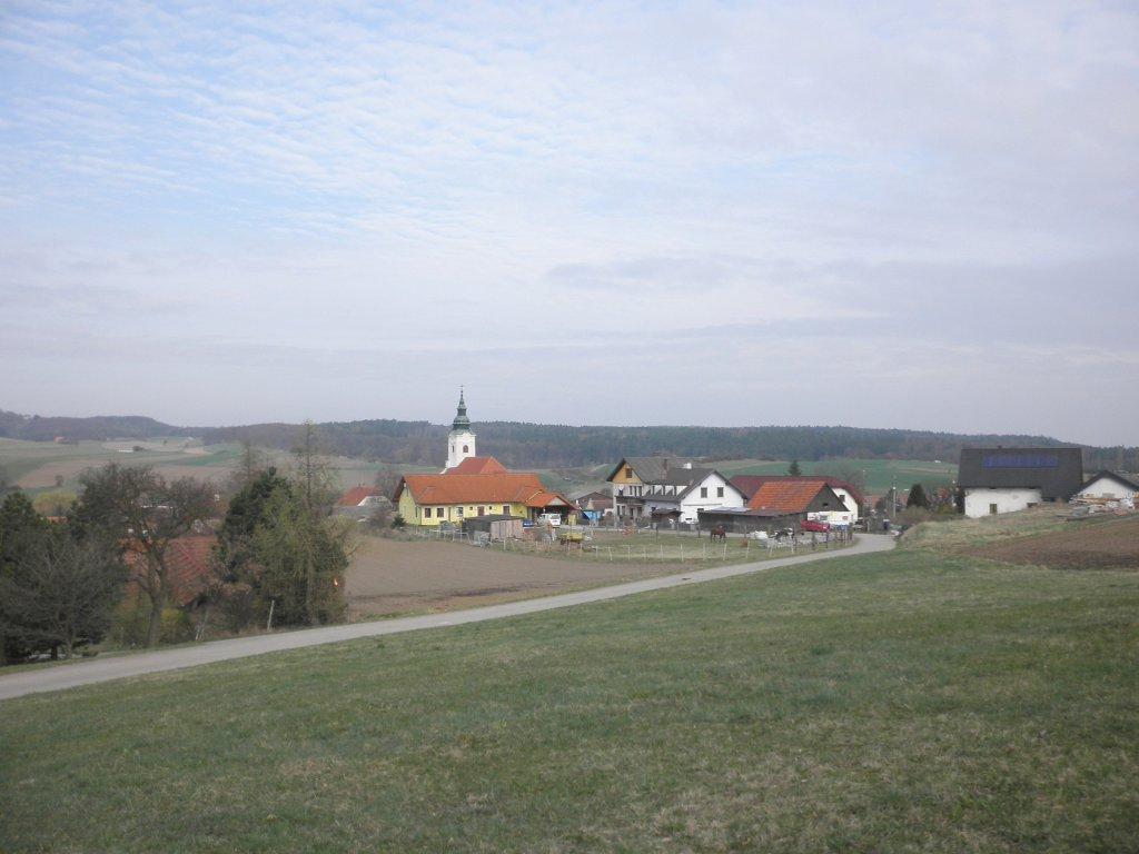 Blick nach Tautendorf - Tautendorf, Niederösterreich (3571-NOE)