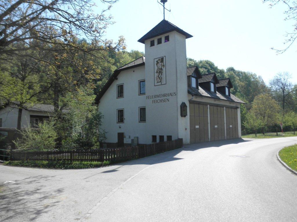 Feuerwehrhaus Feichsen - Feichsen, Niederösterreich (3251-NOE)