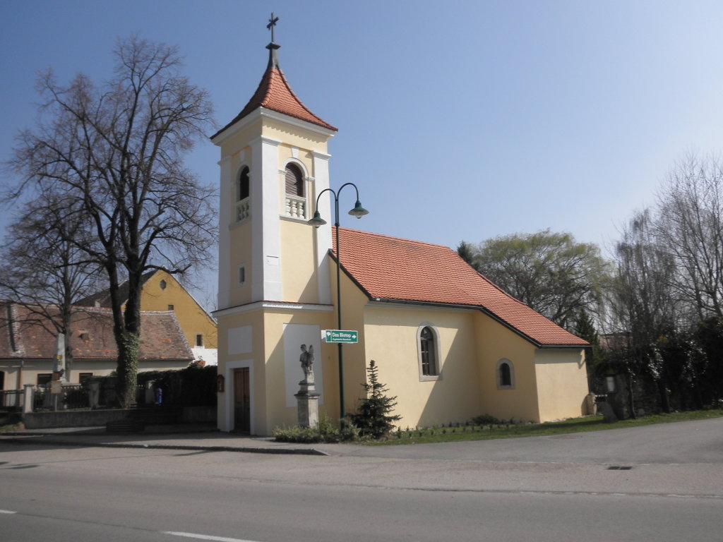 Kapelle in Zogelsdorf - Zogelsdorf, Niederösterreich (3730-NOE)