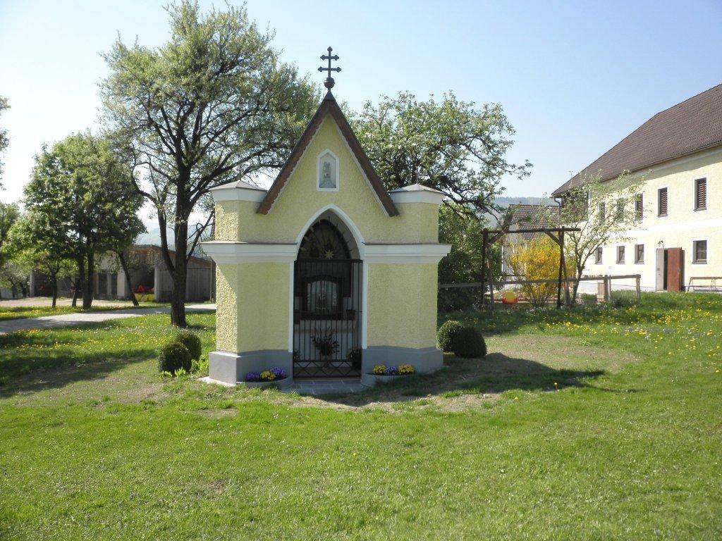 Kleine Kapelle in Pögling - Pögling, Niederösterreich (3251-NOE)