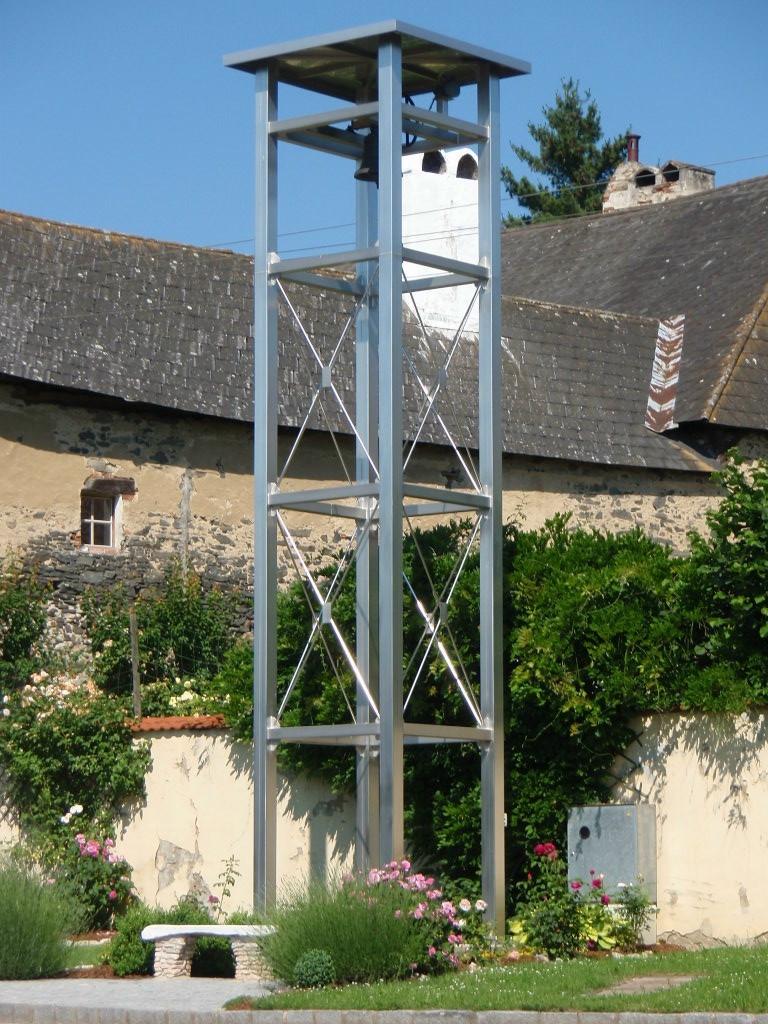 Glockenturm aus Felling (3521) - Felling, Niederösterreich (3521-NOE)
