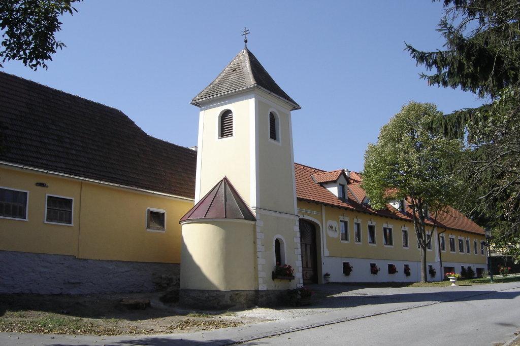 kleine Kapelle in Burgerwiesen - Burgerwiesen, Niederösterreich (3591-NOE)