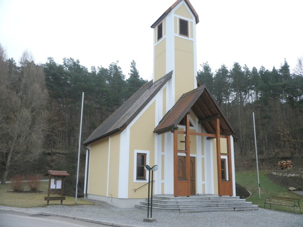 Kapelle in Zitternberg - Zitternberg, Niederösterreich (3571-NOE)