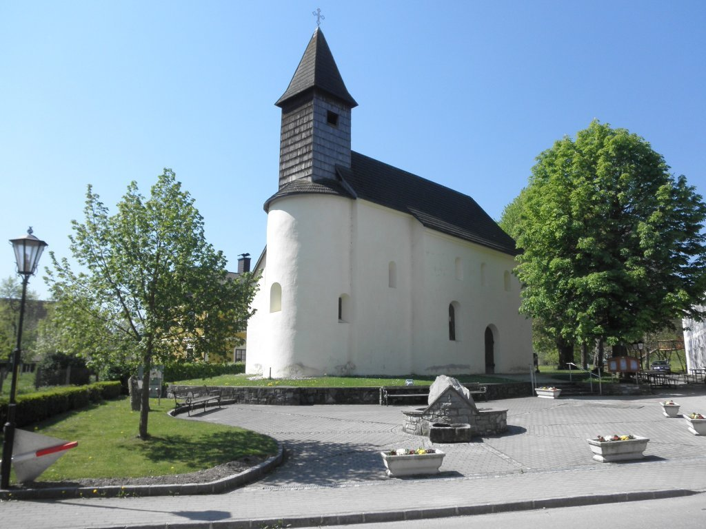 Kapelle in Feichsen - Feichsen, Niederösterreich (3251-NOE)