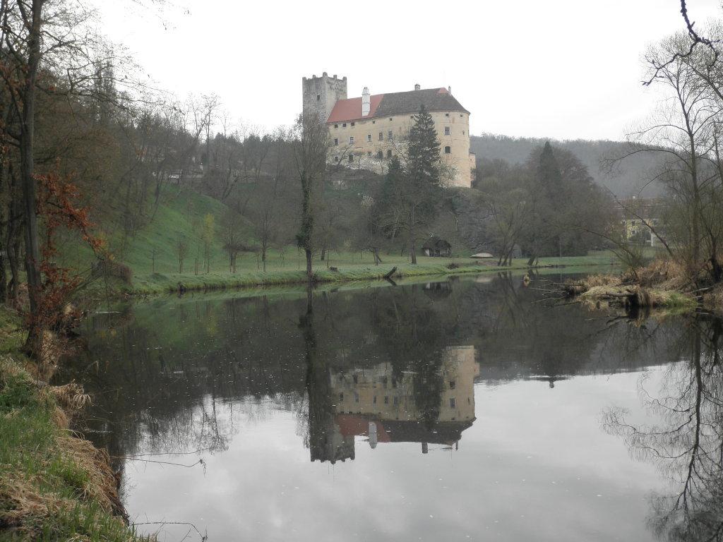 Schloss Buchberg - Buchberg am Kamp, Niederösterreich (3571-NOE)