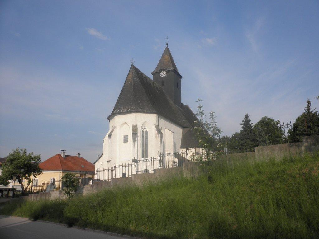 Kirche von Totzenbach - Totzenbach, Niederösterreich (3062-NOE)