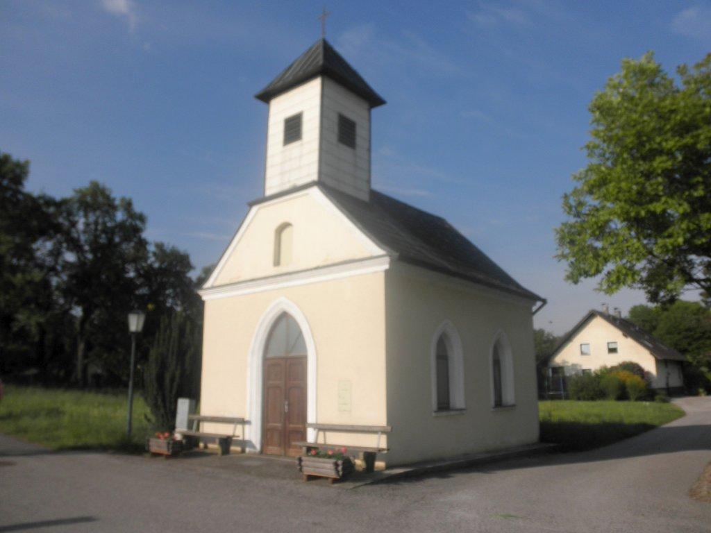 Dorfkapelle von Sichelbach - Sichelbach, Niederösterreich (3062-NOE)