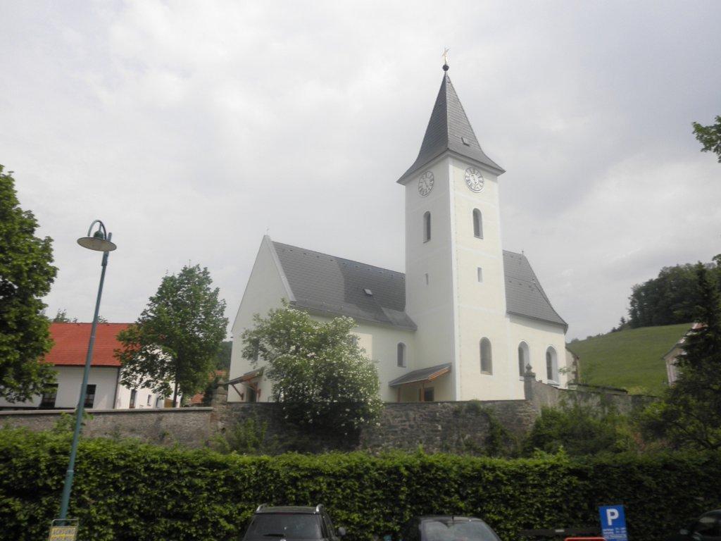 Kirche in Stössing - Stössing, Niederösterreich (3073-NOE)