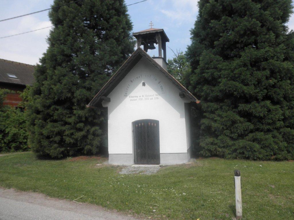 Kapelle in Hochgschaid - Hochgschaid, Niederösterreich (3072-NOE)