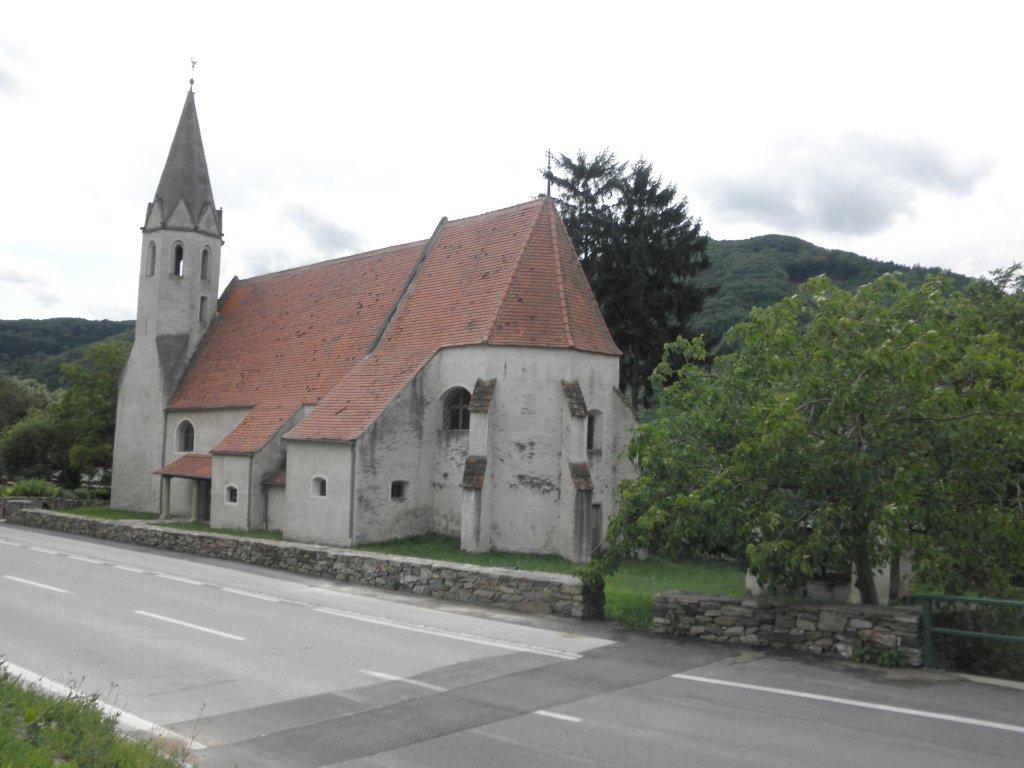 Kirche in St. Johann im Mauerthale - St. Johann im Mauerthale, Niederösterreich (3621-NOE)