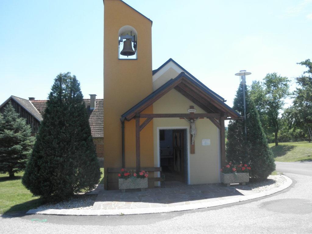 Die Körblerkapelle in Rax-Stangeleck - Rax, Burgenland (8380-BGL)