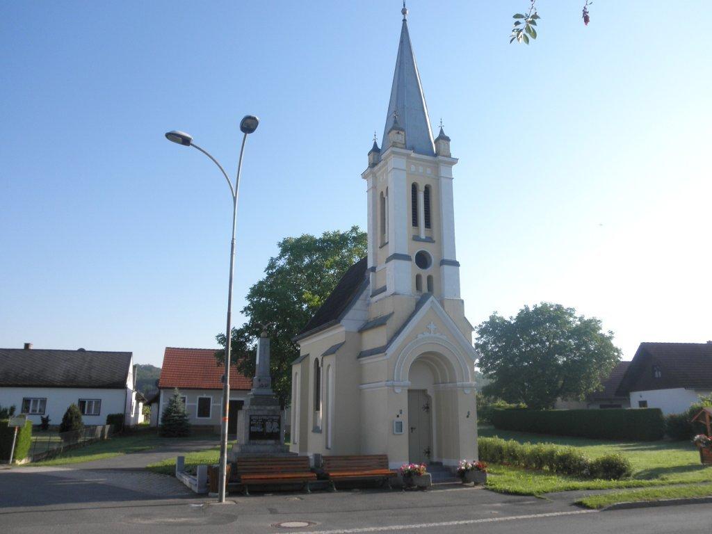 Kirche in Weichselbaum - Weichselbaum, Burgenland (8382-BGL)