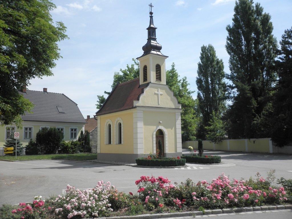 Dorfkapelle Walkersdorf a. Kamp - Walkersdorf am Kamp, Niederösterreich (3492-NOE)