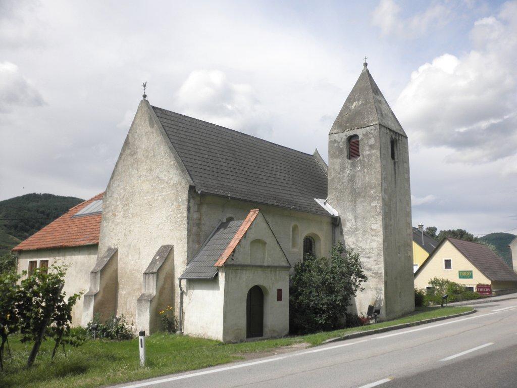 Kirche St.Lorenz - St. Lorenz, Niederösterreich (3602-NOE)
