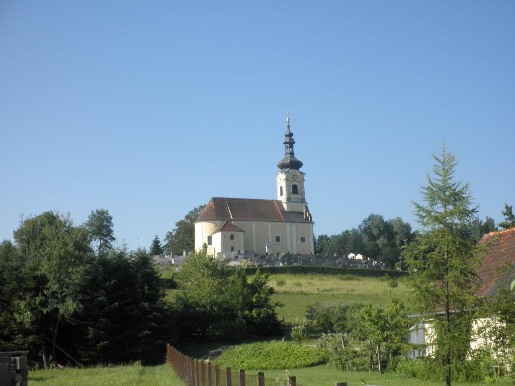 Pfarrkirche von St. Martin a. d. Raab - St. Martin an der Raab, Burgenland (8383-BGL)