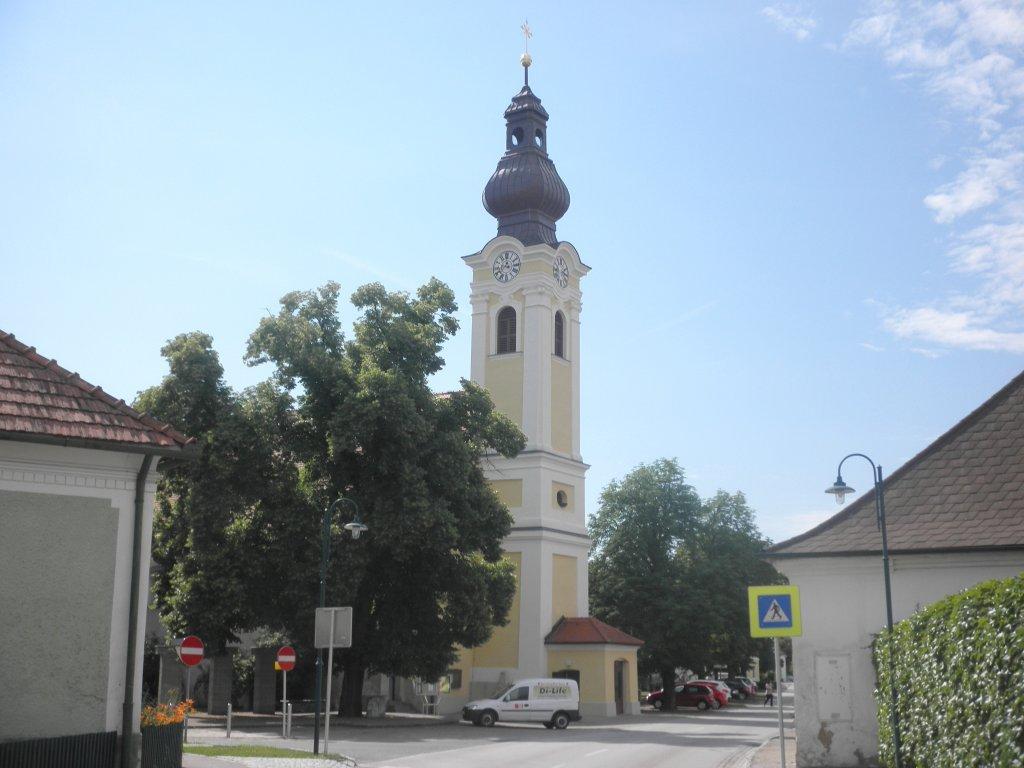 Pfarrkirche Etsdorf a. Kamp - Etsdorf am Kamp, Niederösterreich (3492-NOE)