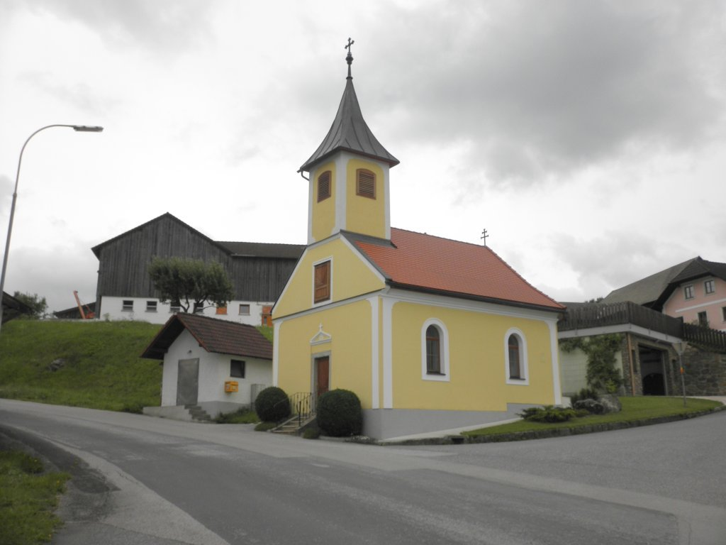 Dorfkapelle in Thail - Thail, Niederösterreich (3920-NOE)