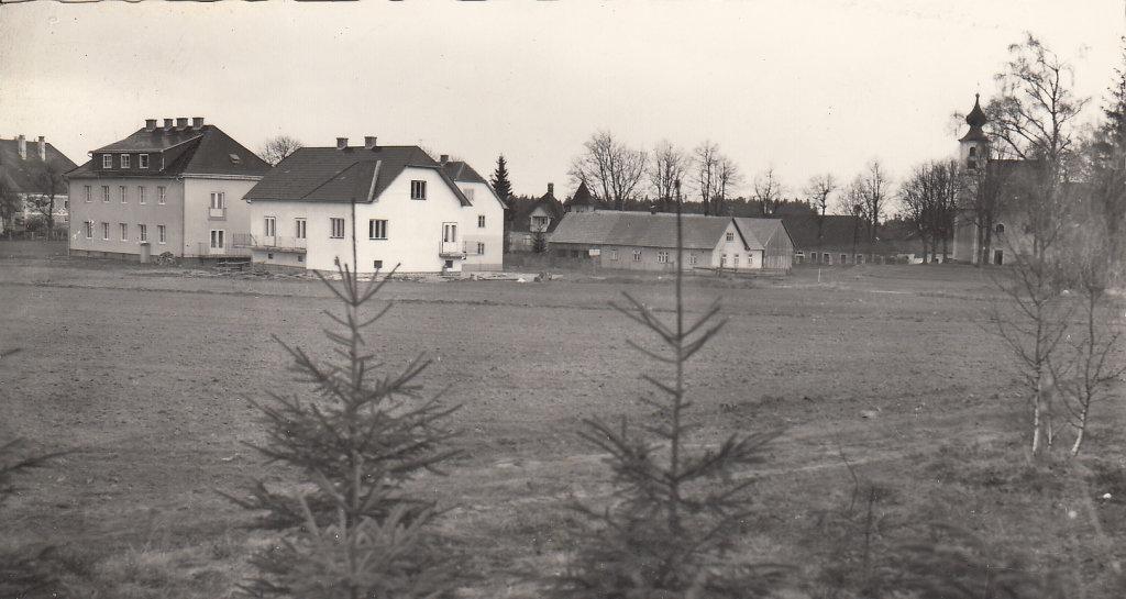 Grainbrunn vor 50 Jahren - Grainbrunn, Niederösterreich (3524-NOE)