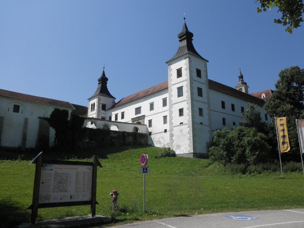 Schloss Salaberg - Salaberg, Niederösterreich (3350-NOE)