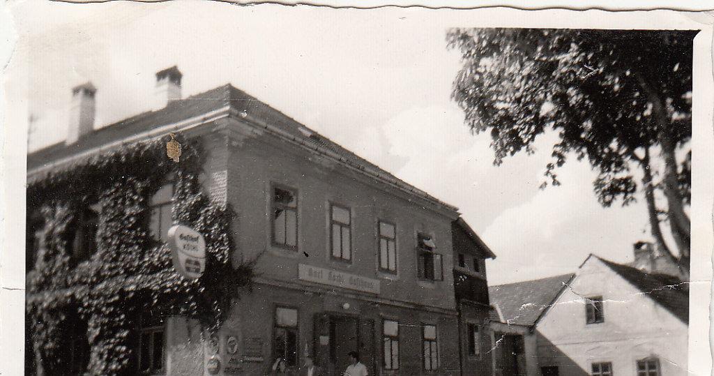 Grainbrunn Gasthof Köchl - Grainbrunn, Niederösterreich (3524-NOE)