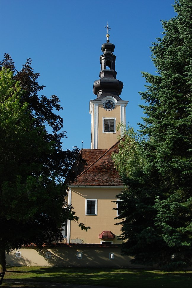 Pfarrkirche Söchau - Söchau, Steiermark (8280-STM)