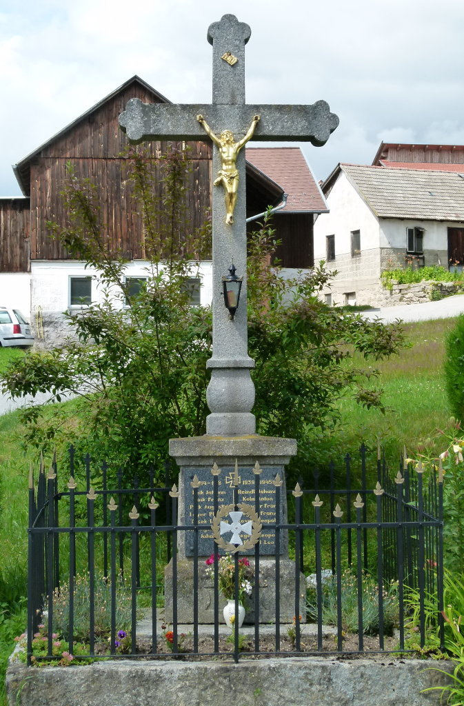 Kriegerdenkmal - Reinpolz, Niederösterreich (3962-NOE)