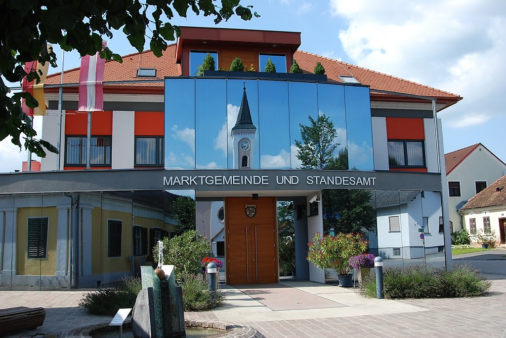 Marktgemeinde Rudersdorf - Rudersdorf, Burgenland (7564-BGL)
