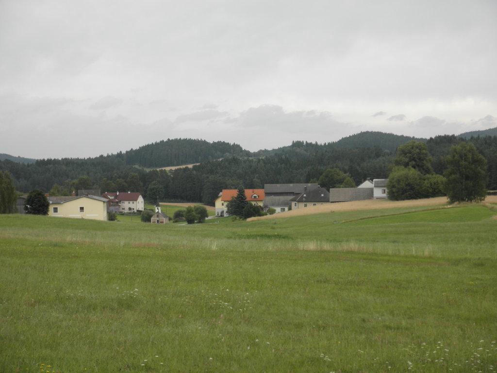 Fernblick nach Stierberg - Stierberg, Niederösterreich (3921-NOE)