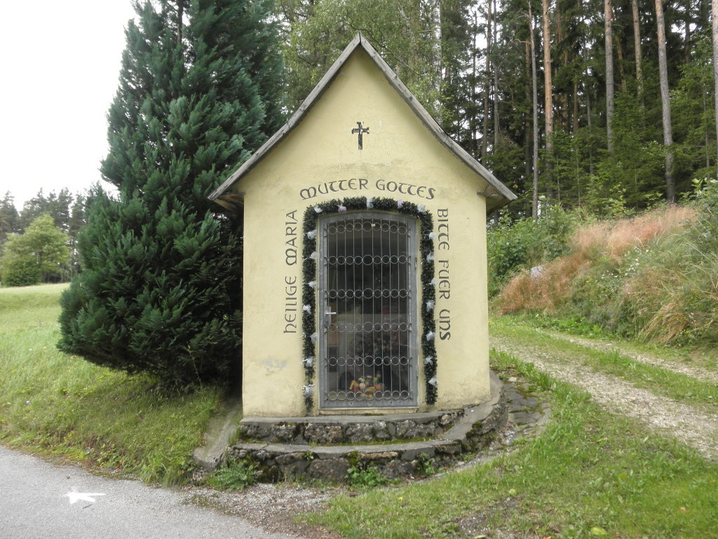 Kleine Kapelle in Ober Hörans - Hörans, Niederösterreich (3623-NOE)