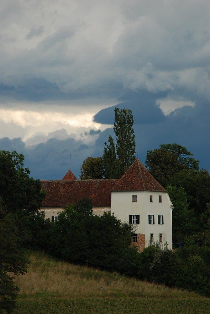 Schloß Welsdorf - Gemeinde Übersbach - Übersbach, Steiermark (8280-STM)