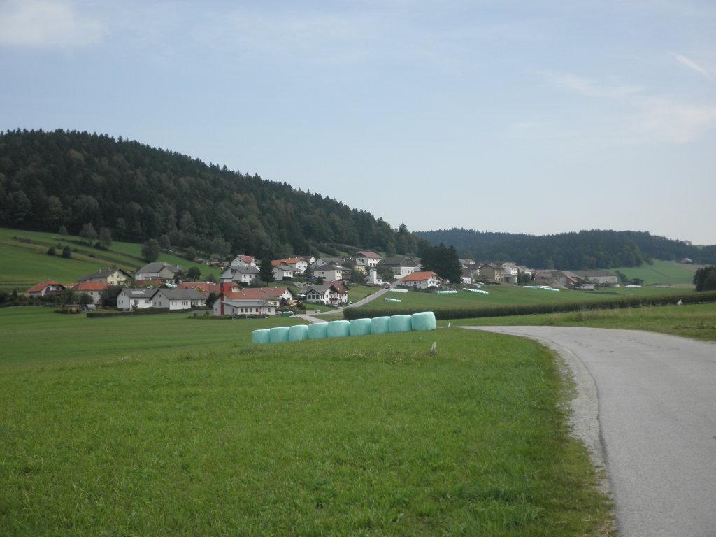 Fernblick nach Mistlberg - Mistlberg, Oberösterreich (4154-OOE)