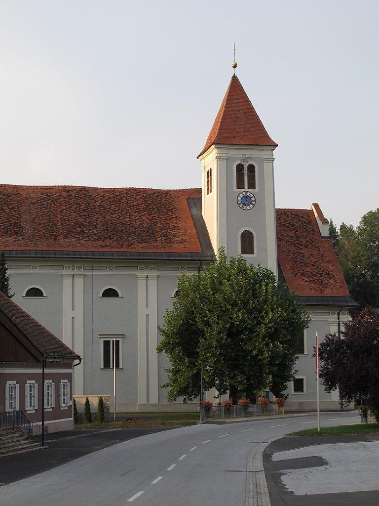 Pfarrkirche Breitenfeld - Breitenfeld an der Rittschein, Steiermark (8313-STM)
