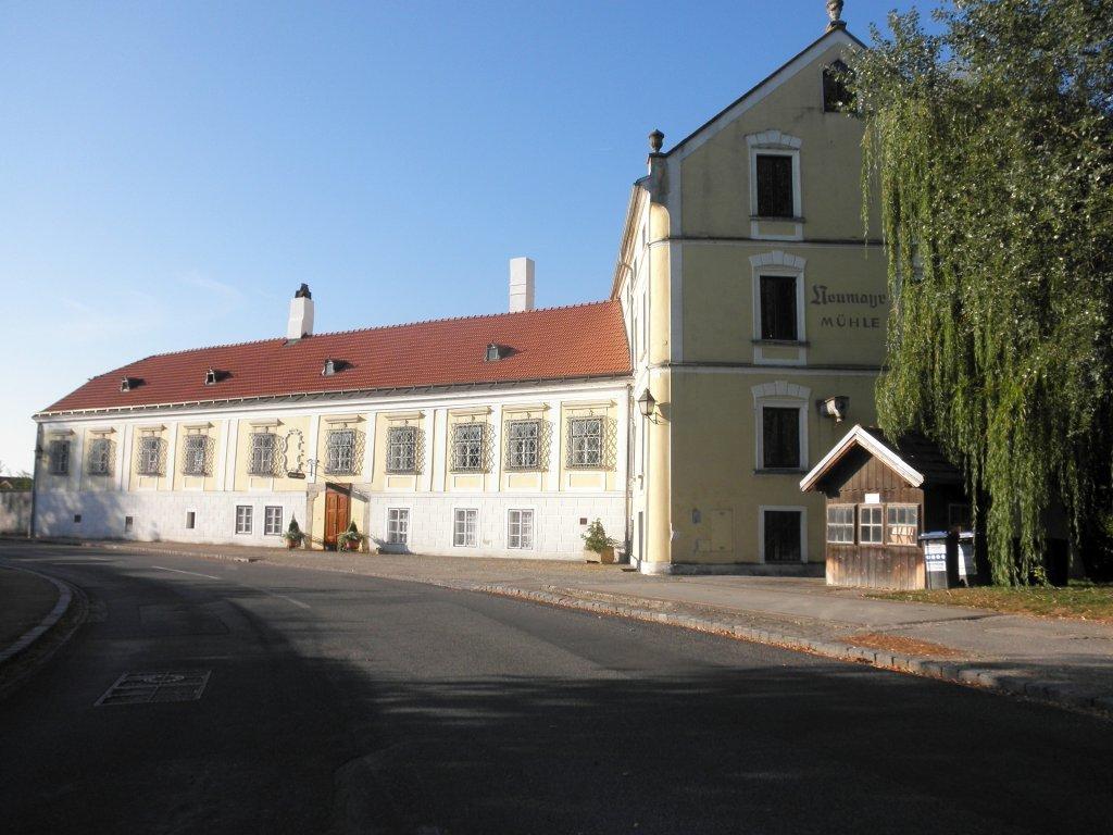 Neumayr-Mühle in Hadersdorf am Kamp - Hadersdorf-Kammern, Niederösterreich (3493-NOE)