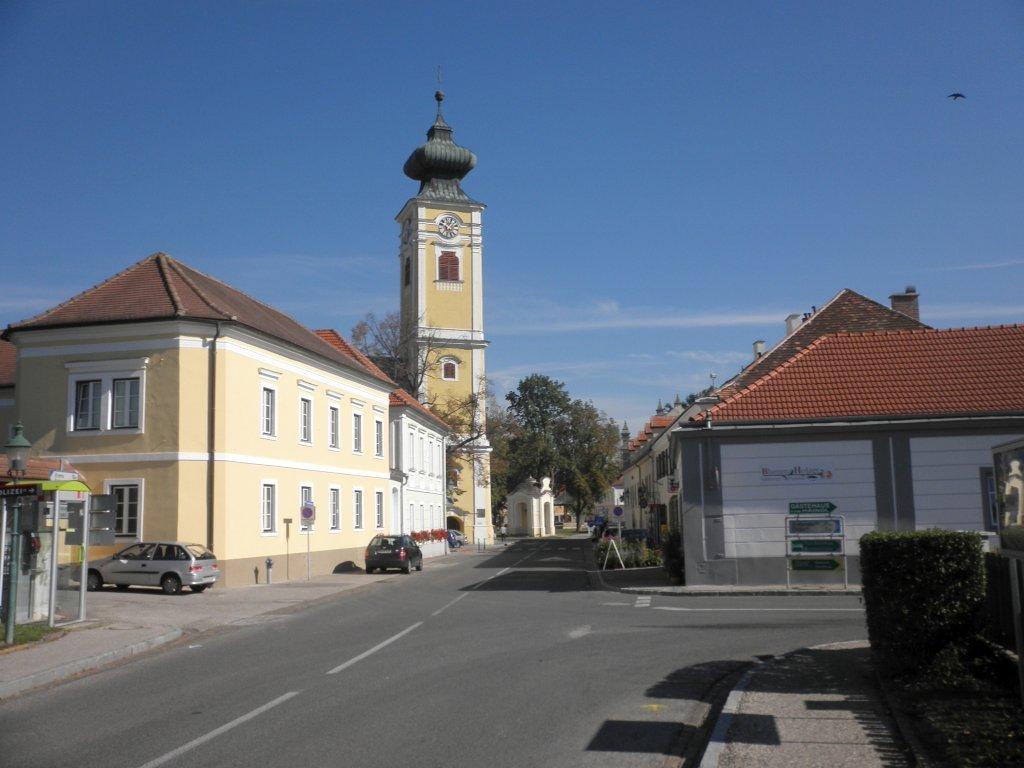 Hadersdorf am Kamp - Hadersdorf-Kammern, Niederösterreich (3493-NOE)