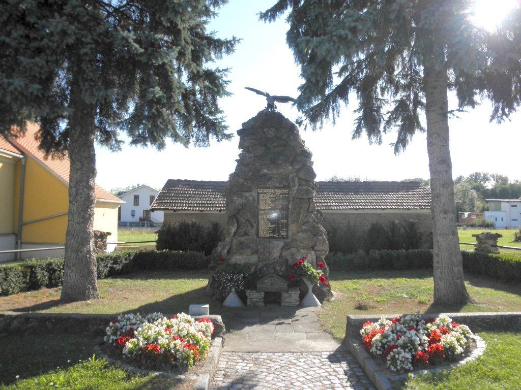 Kriegerdenkmal in Kammern - Kammern, Niederösterreich (3493-NOE)