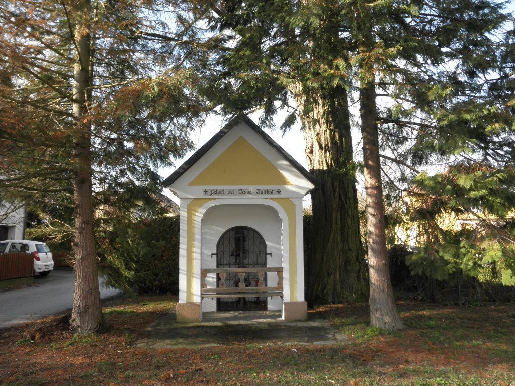 Kleine Kapelle in Enghagen - Enghagen, Oberösterreich (4470-OOE)