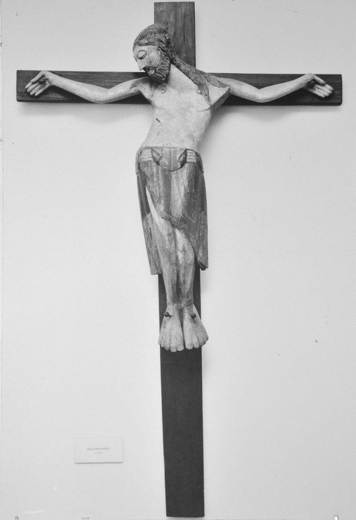 Hölleiner Kreuz von 1170-80. Original im Vatikan verwahrt. - Höllein, Kärnten (9341-KTN)