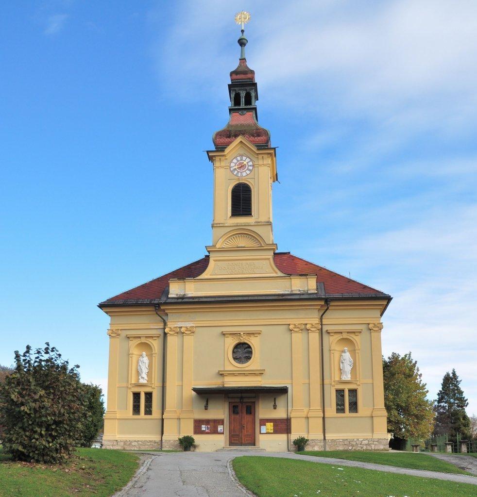 Pfarrkirche Heiliger Johannes der Täufer - Pörtschach am Wörther See, Kärnten (9210-KTN)