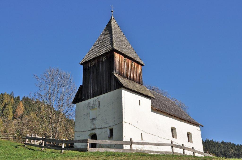 Filialkirche heiliger Leonhard in Höllein - Höllein, Kärnten (9341-KTN)